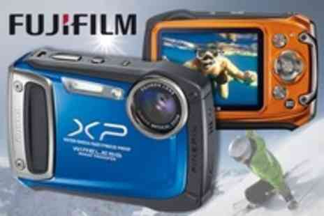 Born on the Streets - Fuji XP170 Waterproof Action Cameras - Save 44%