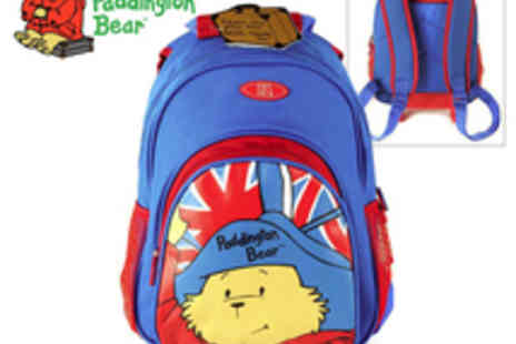 Paddington - Paddington Bear Pull Along Backpack - Save 75%