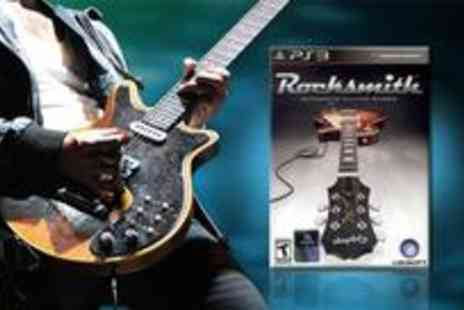 RLR distribution - Rocksmith Authentic Guitar Game - Save 19%