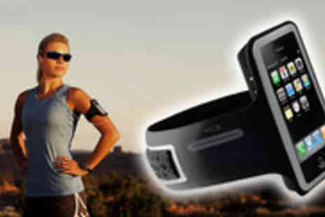EDDProducts - iPhone 4 sports armband - Save 50%