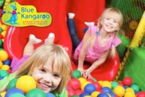 Blue Kangaroo - Access For All of October For One Children - Save 93%
