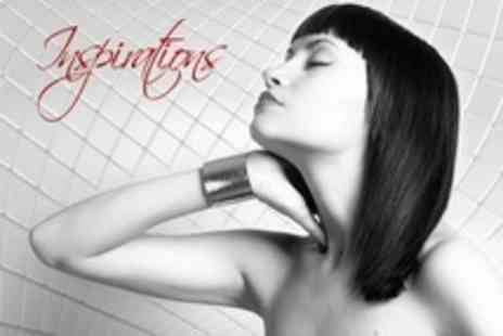 Inspiration Hair Salon - Restyle Cut and Conditioning Treatment - Save 60%