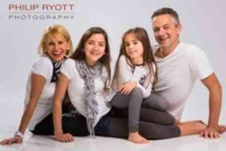 Philip Ryott Photography - One Hour Group Photo Shoot With Framed Print - Save 92%