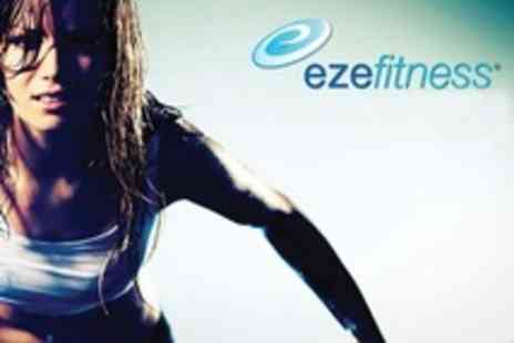 Eze Fitness Derby - Three Gym Day Passes With Access To Classes and Pool For One - Save 79%