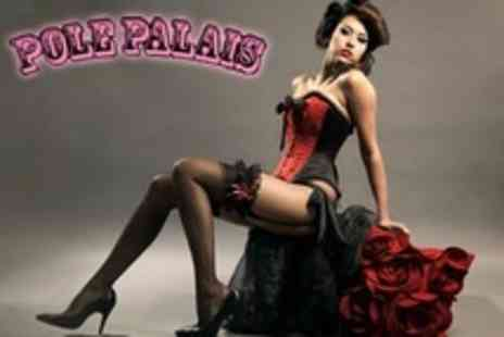 Pole Palais - Five Burlesque Dancing Week Introductory Course For One - Save 70%