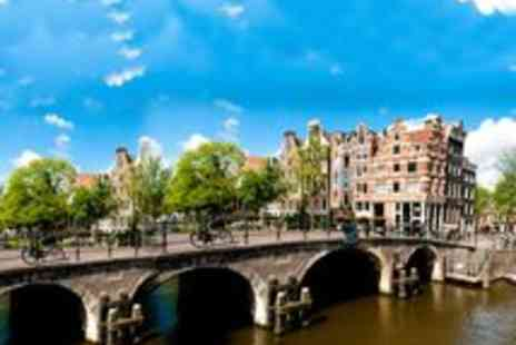 City Traveller - Amsterdam 2 Day Cruise From Hull - Save 53%