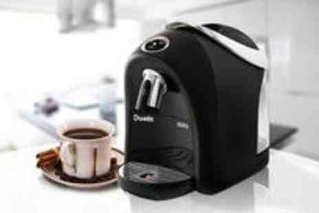 Lofbergs Lila - Dualit Louise coffee capsule machine - Save 51%