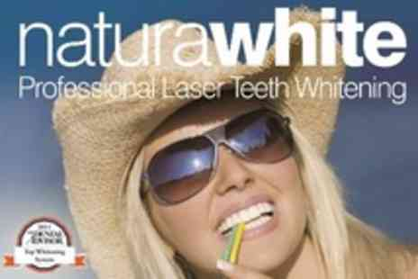 Naturawhite - One Hour Teeth Whitening Treatment - Save 0%