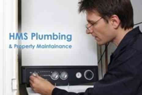 HMS Property - Boiler Service and Certificate - Save 50%