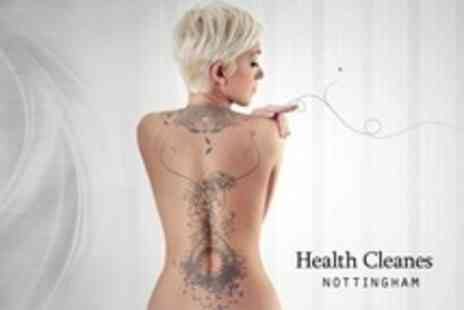 Tattoo Removal Nottingham - Tattoo Removal Nottingham Three Sessions - Save 61%