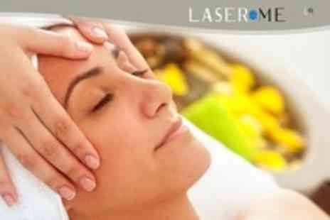 Laser Me - Indian Head Massage Plus Reiki or Reflexology Session and Decleor Hand Massage - Save 50%