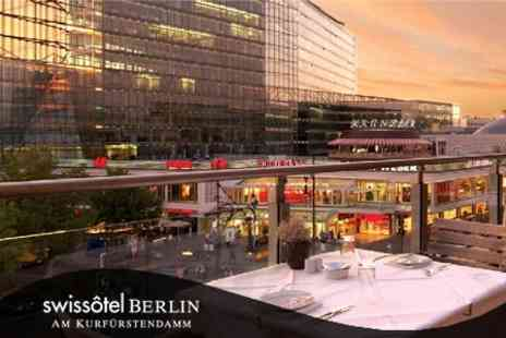 Swissotel Berlin - Two Night City Break with return Flights - Save 50%