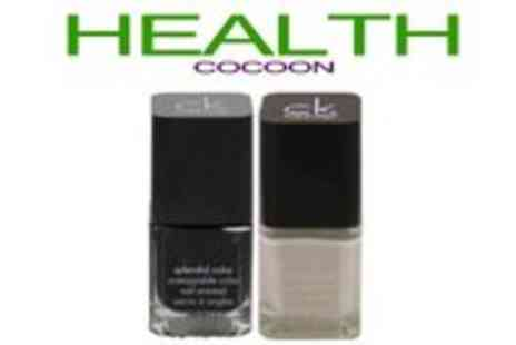 Health Cocoon - CK Nail Polish Duo - Save 53%