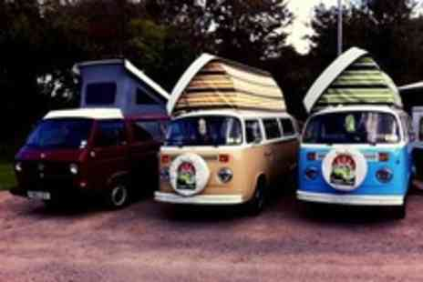 New Forest VW Camper Hire - Three Nights For Up to Four People - Save 50%