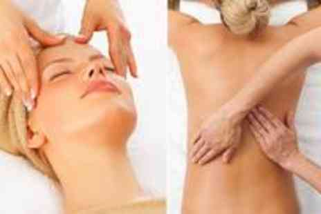 Vintage Beauty - Three step facial, back neck and shoulder massage plus an Indian head massage - Save 71%