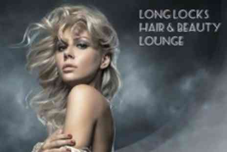 Long Locks Hair and Beauty Lounge - Full Head Colour or Half Head Highlights With Cut and Conditioning - Save 61%