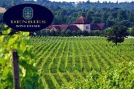 Denbies Wine Estate - Grape Picking and Wine Tasting Day With Lunch and Breakfast - Save 52%