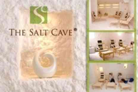 The Salt Cave Bexleyheath - Two Salt Chamber Sessions - Save 71%