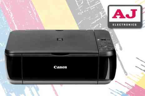 AJ Electronics - Canon PIXMA MP280 Inkjet All in One Printer - Save 50%