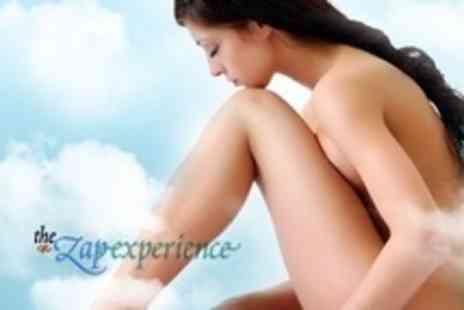 The Zap Experience - Six IPL Hair Removal Sessions on Small and Medium Area - Save 87%