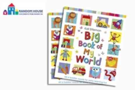 Random House - School Big Book of My World - Save 55%