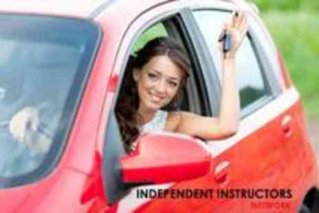 Independent Instructors Network - Driving lessons plusonline theory test practice - Save 75%