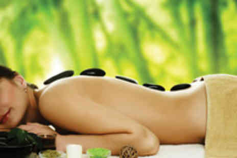 Faceworks NE - 1 hour full body hot stone massage - Save 65%