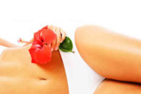 Buff n Bronze - Full Body Platinum Spray Tan plus a French File & Polish - Save 56%