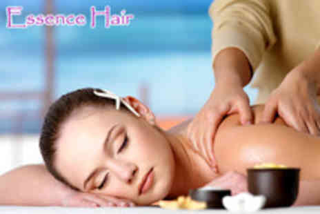 Essence Hair Studio - One hour full body massage - Save 60%