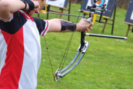 Turboventure - Family Archery Experience - Save 57%