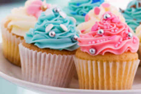 Harribeau - Two Hour Cupcake Decorating Class - Save 63%