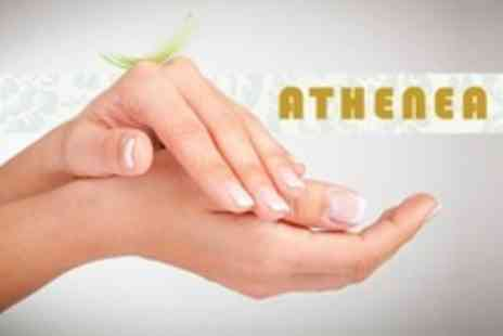 Athenea - Manicure and Pedicure - Save 60%