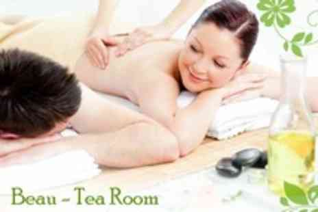 The Beau Tea Room - Pamper Package including Back Massage, Facial and More For One - Save 60%