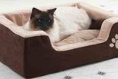 Tensor Marketing - Sleep tight pet bed with luxury memory foam - Save 53%