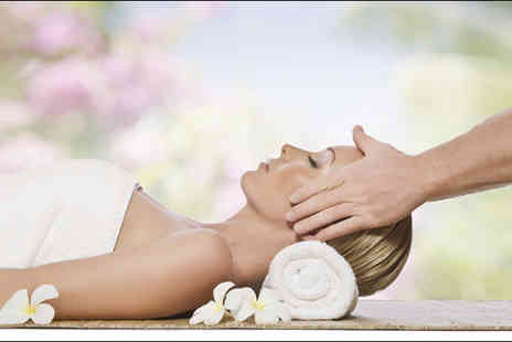 Absolutely Fabulous - 30 minute facial and a 45 minute back, neck and shoulder massage - Save 70%