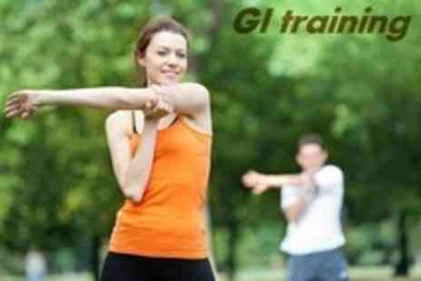 GI training - Ten 60 Minute Bootcamp or Boxercise Sessions Classes - Save 66%