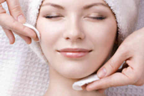 The Beauty Refinery - Hour Long Facial with Mini Mani Pedi - Save 68%