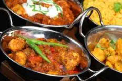 Cafe India - All you can eat express buffet lunch for two - Save 67%