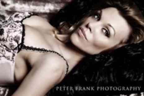 Peter Frank Photography - Makeover Photoshoot With Prints For One - Save 14%