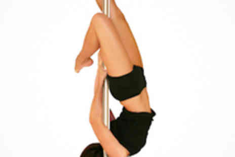 Ladies Fitness Studio - Four Pole Dancing Fitness Classes - Save 63%
