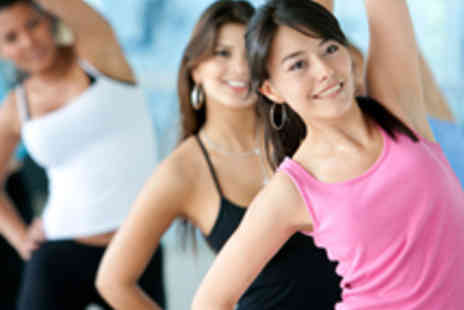 Club Oxygen Health and Fitness - One Month of Unlimited Fitness Classes - Save 66%