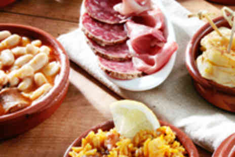 Casa Rio - Six Tapas Dishes Between Two People - Save 60%