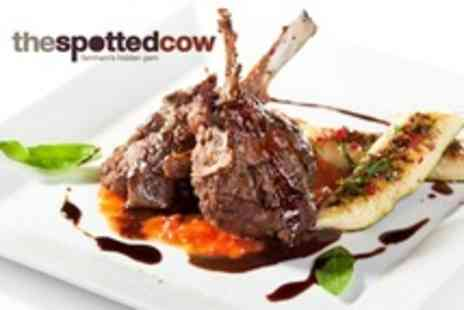The Spotted Cow - Three Course Meal For Two - Save 60%