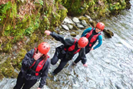 Safe and Sound Outdoors - Half Day Gorge Walking Adventure - Save 62%