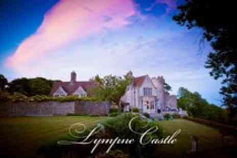 Lympne Castle Enterprises - Wedding Package For 50 Guests with Exclusive Venue Hire, Drinks Receptio - Save 63%