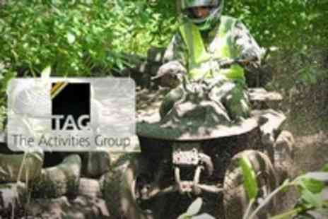 The Activities Group - Quad Biking For One - Save 60%