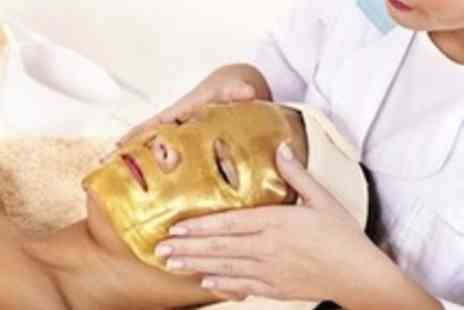 Dress Room - 5 Gold Collagen Masks - Save 90%