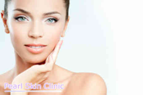 Pearl Skin Clinic - £29 instead of £90 for three 30 minute sessions of Diamond Peel Microdermabrasion - Save 68%