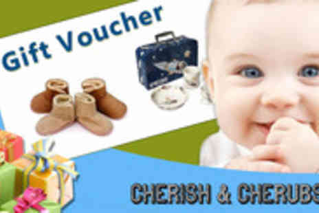 Cherish and Cherubs - Smile on the little ones face with personalised gift items - Save 50%