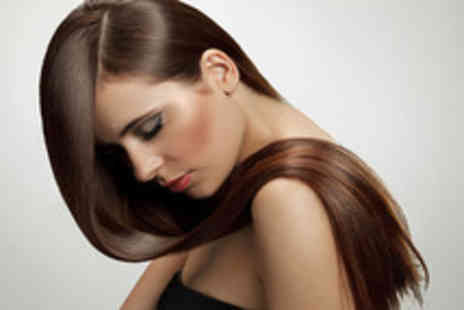 Amour Boutique - Choice of colour including half head of highlights plus cut and  finish - Save 67%